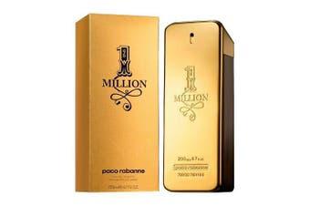 ONE MILLION 200ML EDT For Men by PACO RABBANE *1 million*