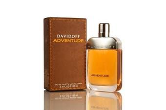ADVENTURE 100ml EDT Spray For Men By DAVIDOFF