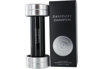 CHAMPION 90ml EDT Spray For Men By DAVIDOFF
