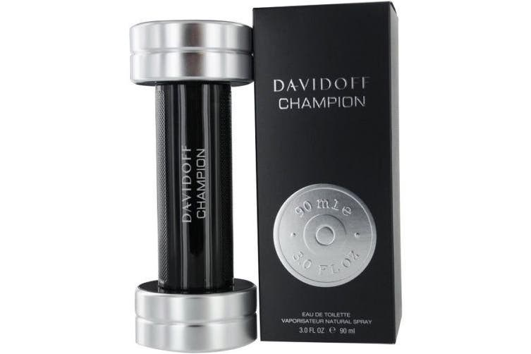 CHAMPION 90ml EDT Spray For Men By DAVIDOFF