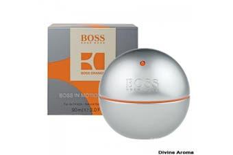 BOSS IN MOTION 90ml EDT Spray For Men By HUGO BOSS