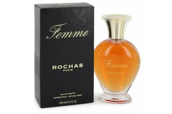 FEMME ROCHAS 100ml EDT Spray Perfume For Women By ROCHAS
