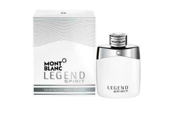 Mont Blanc Legend Spirit 100ml EDT For Men