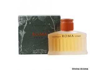 ROMA UOMO 125ml EDT Spray Perfume For Men By LAURA BIAGIOTTI
