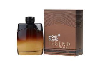 MONT BLANC LEGEND NIGHT 100ml EDP Spray For Men