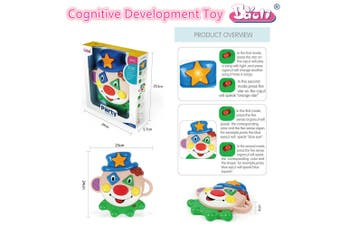 Baby Cognitive Toys Infant Toddler Newborn Educational Kids Play Toy Learning