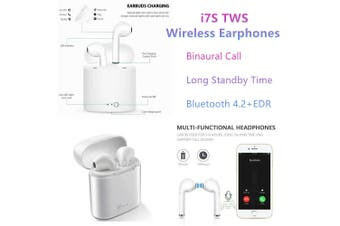 i7S TWS Bluetooth Wireless Stereo Earbuds Headphone Headset Earphones