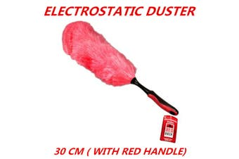 Soft Grip Microfibre Static Electrostatic Duster Cleaning Feather Dust Brushes