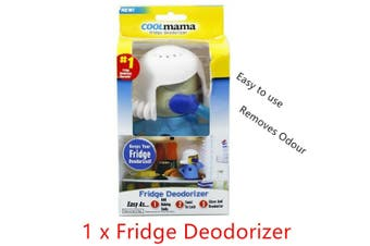 Cool Mama Fridge Deodorizer Freezer Odor Absorber Odour Remover Fresh Cleaning