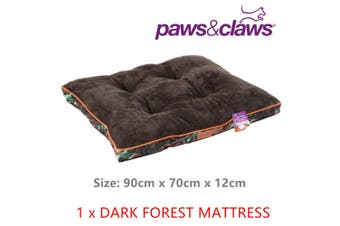 Large Non Slip Soft Pet Mattress Bed Mat Cushion Pad Warm Dog Cat Puppy Kennel
