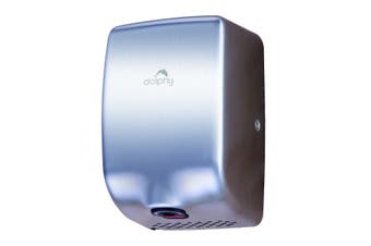 Dolphy Automatic Stainless Steel Jet Hand Dryer 1350W