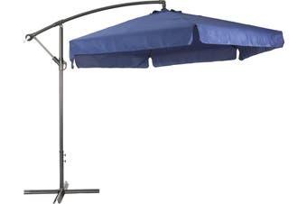 Penco 3M Garden Umbrella Cantilever – Navy