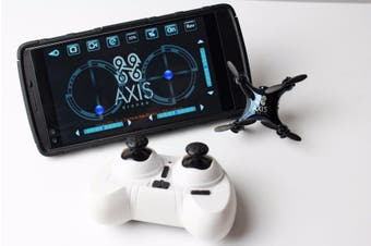 Aerix VIDIUS - The World's Smallest FPV Quadcopter