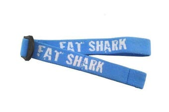 Fat Shark Goggle Head Strap (Blue)
