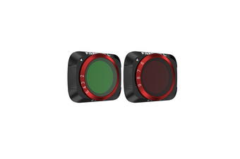Freewell 2-pack Hard Stop Variable ND Filter Set for Mavic Air 2 (2-5/6-9 stops)