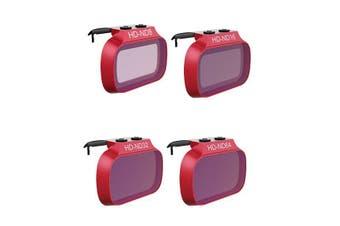 PGYTECH 4-pack ND Filter Set PRO (ND8 / ND16 / ND32 / ND64) for DJI Mavic Mini