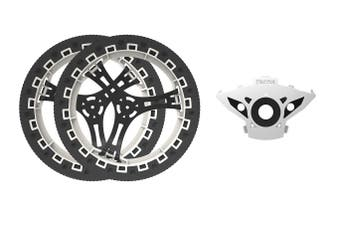 Parrot Customisation Kit for Jumping Sumo MiniDrone (White)