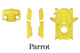 Parrot Travis Covers 5 pcs + Screws