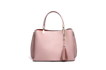 Womens Handbags Shoulder Bag Ladies Satchel Messenger Tote Bag Pink