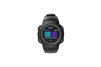 Smart Watch 3D Curved 50 Meters Waterproof Heart Rate Monitoring Bracelet Grey