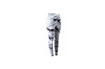 Camouflage Leggings For Women Compression Sport Leggings Yoga Leggings - White White XL