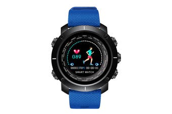 W30 Dynamic UI Heart Rate Monitor Message Reminder Remote Camera Smart Watch 01 COLOR