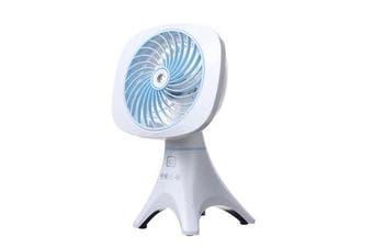 Ultra Quiet Portable Air Conditioner Fan Mini Evaporative Air Cooler Desktop Cooling Fan Air Circulator Cooler Humidifier