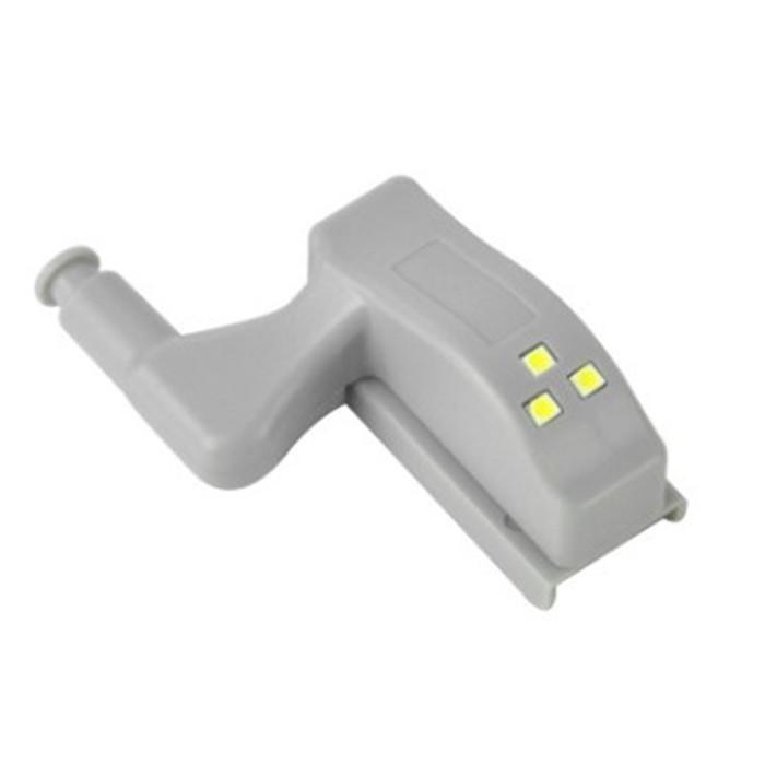 7pc Battery Powered Sensor White Warm White Closet Led Lights Night Lamp For Cabinet Kitchen Cupboard Matt Blatt