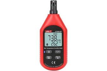 UT333BT bluetooth Digital LCD Thermometer Hygrometer Mini Temperature Humidity Meter