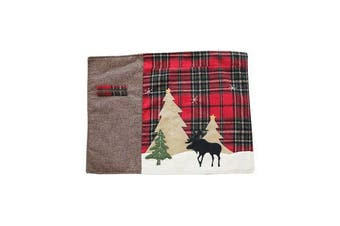 Table Runner Christmas Table Runner Mat Set Tablecloth Decorations