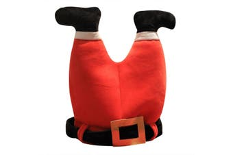 Electric Moving Christmas Pants Swing Hat For Christmas Gift Funny Decorations 01 TYPE