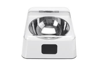 Infra-Red Sensor Automatic Pet Feeder Stainless Steel Bowl Dispenser Smart Dish