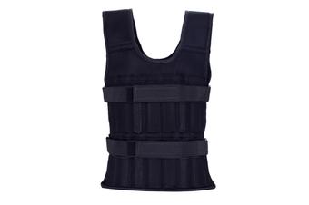 Adjustable Running Weight-bearing Hollow Vest Stealth Training Equipment Fitness Vest Gravity Hollow Vest