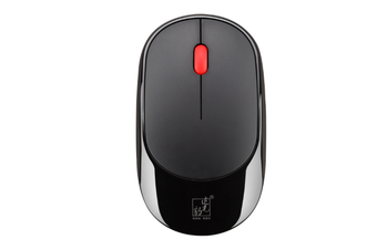 Mini 2.4G Mute Wireless Mouse Gaming Mouse Computer Accessories Ergonomic Mouse Laptop Mouse-Black
