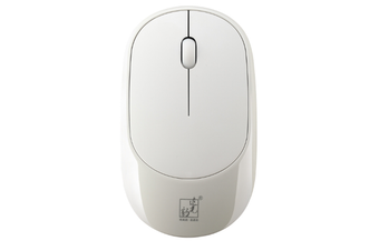 Mini 2.4G Mute Wireless Mouse Gaming Mouse Computer Accessories Ergonomic Mouse Laptop Mouse-White