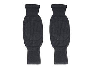 Wool Knee Brace Pad Winter Warm Thermal Knee Leg Warmers Sleeve Protector