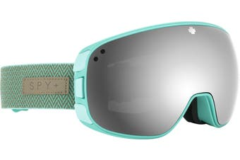 Spy BRAVO 2020 Herringbone Mint w/ HD Plus Silver Spectra  + Bonus Lens