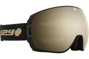 Spy 2020 LEGACY Black Gold w/ HD Plus Gold Spectra + Bonus lens