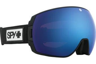 Spy 2020 LEGACY Matte Black w/ HD Plus Dark Blue Spectra + Bonus lens