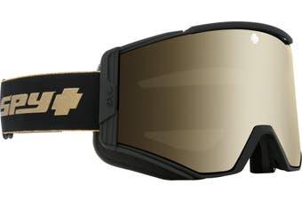 Spy ACE 2020 Black Gold 25th Anniv w/ HD Plus Gold Spectra Mirror + Bonus lens