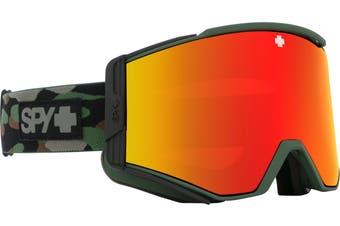 Spy ACE 2020 Camo w/ HD Plus Red Spectra Mirror + Bonus lens
