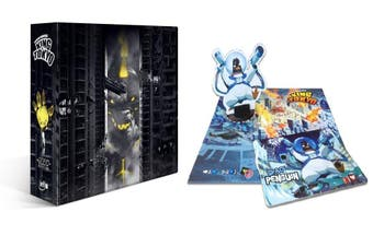 King of Tokyo LIMITED Dark Edition (Includes: Pre-Order Bonus)