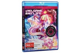No Game  No Life (Blu-Ray)
