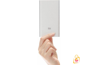 Xiaomi Mi Power Bank 5000mAh ✔super slim 9.9mm ✔aluminum case 🇦🇺 AU Stock