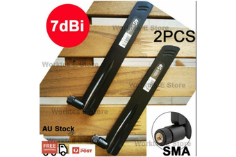 ✔2PCS ✔7dBi High Gain Antenna ✔For 4G LTE Router Huawei B315 B310 B525 ✔SMA Port