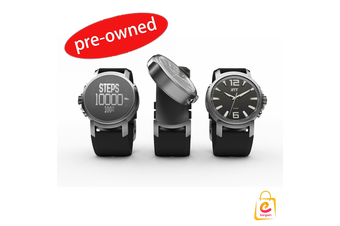 Pre-owned iFIT DUO Space Activity Tracking Watch Model MEN #IFRW315
