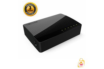 Tenda SG105 5 Gigabit Port Network Ethernet Switch Hub