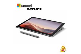 Microsoft Surface Pro 7 12.3-inch i3/4GB/128GB SSD 2 in 1 Device - Platinum VDH-00006 + Free Postage