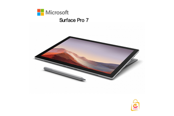 Microsoft Surface Pro 7 12.3-inch i7/16GB/512GB SSD 2 in 1 Device - BLACK VAT-00021+ Free Postage