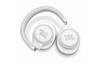 JBL Live 650BTNC Wireless Over-Ear Noise-Cancelling Headphones - White